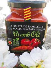 Grated tomato of Mallorca / Geriebene ramellet Tomate von Mallorca / Tomate de ramillete rallado - Pa amb Oli