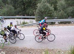 Cicloturismo en Mallorca, ruta: Bunyola - Orient