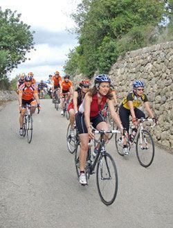 Radfahren auf Mallorca: Bunyola - Orient