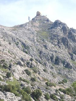 Cicloturismo en Mallorca, ruta: Puig Major