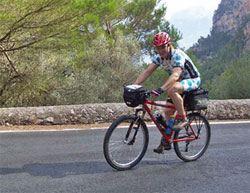 Radfahren: Valldemossa, Mallorca