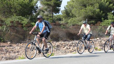 Radfahren auf Mallorca: Cala Pi – Cap Enderrocat