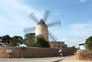 Cicloturismo en Mallorca, ruta: Cala Pi - Cap Enderrocat