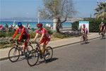 Cycling in Mallorca: Platja de Palma