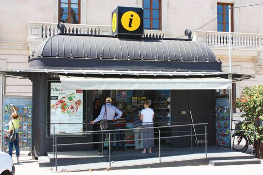 Tourist Information Offices Mallorca