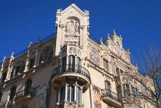 Palma oder die Jugendsteil-Route_gran_hotel_caixaforum