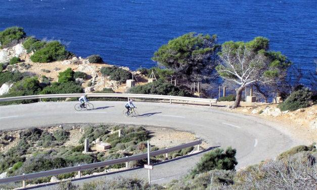 Cicloturismo en Mallorca, ruta Formentor