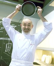 Cocinero Toni Pinya de Sóller