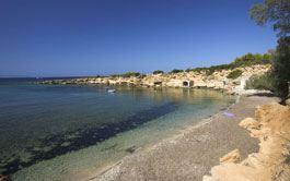 Ca los Camps, un puerto prehistórico, Mallorca