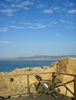 Cicloturismo en Mallorca, ruta: Playa de Palma
