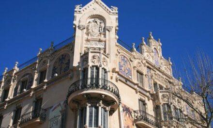 Palma o la ruta del modernisme