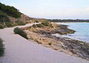 Es Carbó, Platges de Mallorca