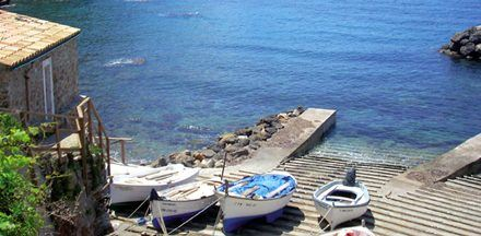 Port de Valldemossa, a fisherman's paradise
