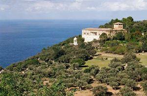 Casa Museu de Son Marroig en el municipi de Deià