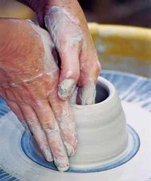 Artesanía de fang de Mallorca