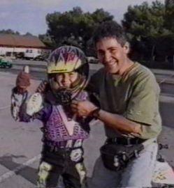 Jorge Lorenzo, zwei maliger Weltmeister