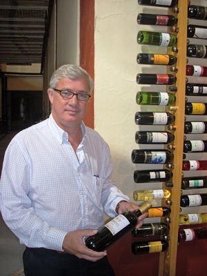 winery José Luís Ferrer, Binissalem, Mallorca