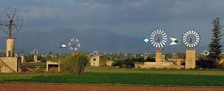 """Molins"" Windmills and watermills"