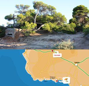 Es racó de s'Arena, Llucmajor, Mallorca