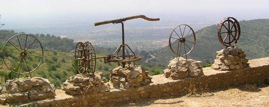 Excursió a Cura, Puig de Randa
