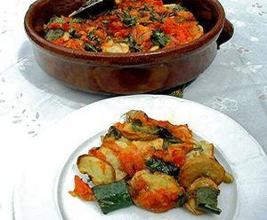 Tumbet, plato típico mallorquín