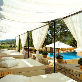 Den Luxustourismus anziehen, Mallorca