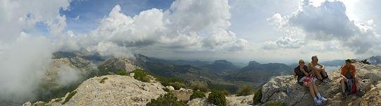 Barranco de Biniaraix, Mallorca.