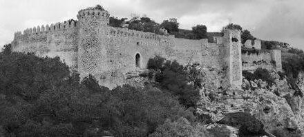 Castillo de Santueri, Felanitx Mallorca