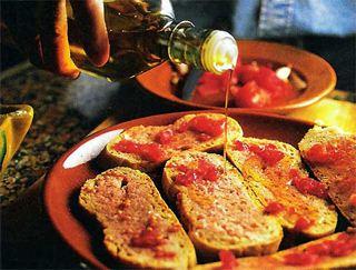 Aceite de oliva - Pa amb oli