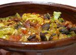 Lende mit Kohl. Zutaten und Zubereitung. Mallorca typischen Küche, Mallorquinische Rezepte