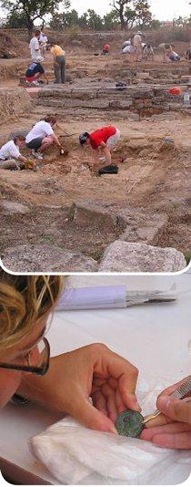Die römische Siedlung von Pollentia