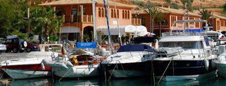 Puertos deportivos y náutica en Calvià, Andratx y Sóller