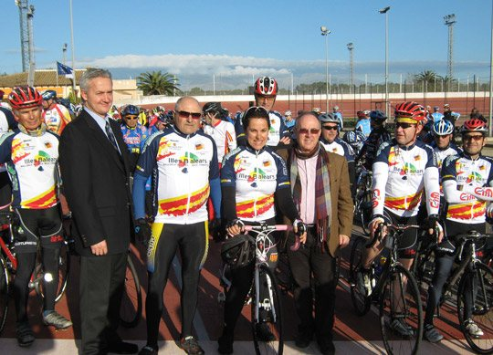 official cycling team of the Balearic Islands, cyclotourism Mallorca