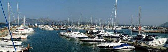 Puertos deportivos y náutica en Pollença, Alcúdia, Santa Margalida, Artà y Manacor