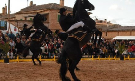 "Ses Salines Horse Festival, the Mallorcan ""Jaleo"""