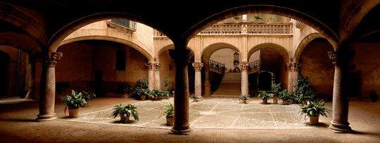 Mallorcas Innenhöfe