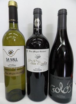 Miquel Gelabert wines, Mallorca