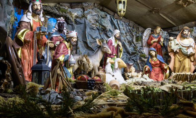 Nativity Scenes in Palma