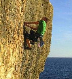 Klettern auf Mallorca
