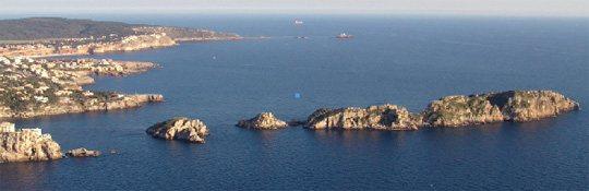 Reserva natural de las Islas Malgrats
