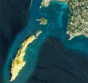 Reserva natural de las Islas Malgrats, Calvià