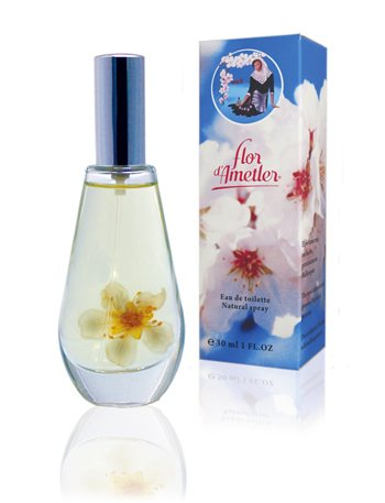Flor d'Ametler, the fragrance of Mallorca