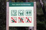 Mondragó, Parc Natural