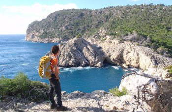 Excursión en Peguera: Cala Fornells, Cap Andritxol, Caló d'es Monjo