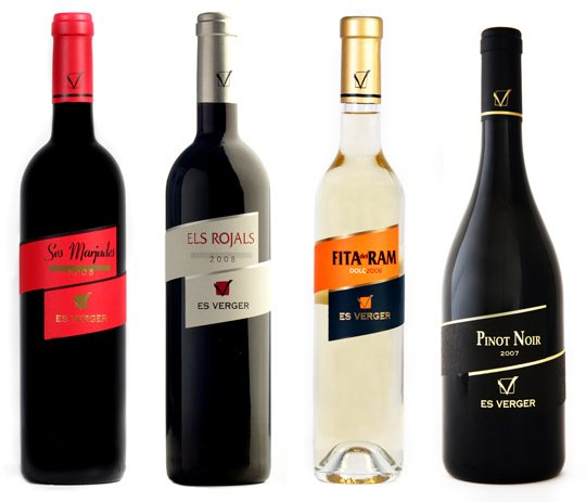Es Verger, oli i vi ecològic de Mallorca, Esporles
