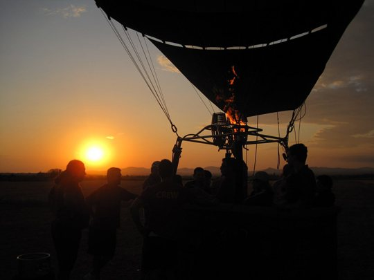 Mallorca Balloons, viajes en globo desde Manacor a los parajes más bellos de la isla