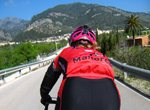 Bicycle touring in Mallorca