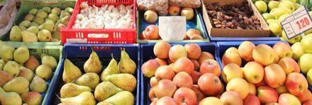 El mercado de Santanyí, Mallorca