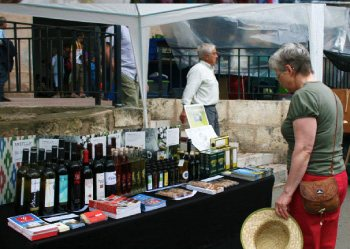 Sineu market, the only market in Mallorca trading in live animals