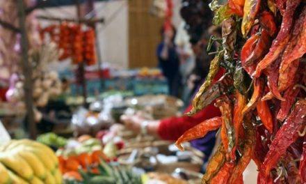 El mercado de Sineu, todos los miércoles en la Plaça des Mercat